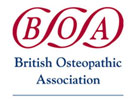 Member of the British Osteopathic Association
